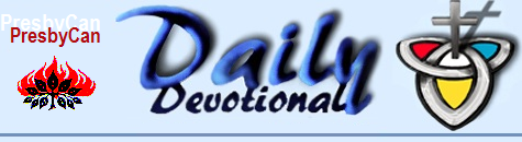 PresbyCan Daily Devotional